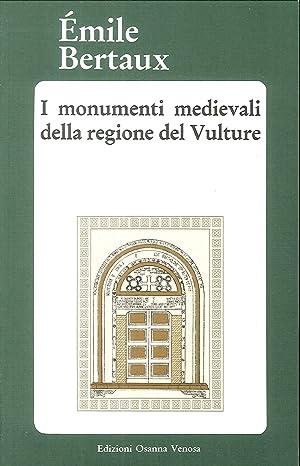I monumenti medievali della regione del Vulture.: Émile Bertaux