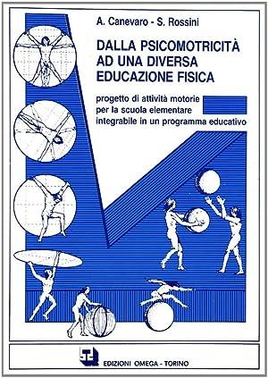 Dalla psicomotricità ad una diversa educazione fisica.: Canevaro, Andrea Rossini, Serafino