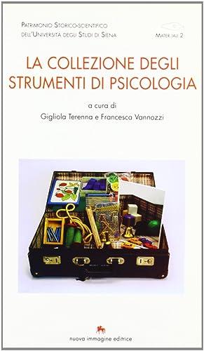 La collezione degli strumenti di psicologia.