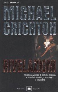Rivelazioni.: Crichton, Michael