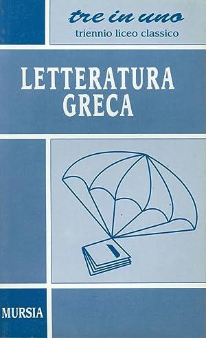 Letteratura Greca.: Neri, Giuliana