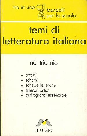 Temi di letteratura italiana.: Lauretta, Enzo