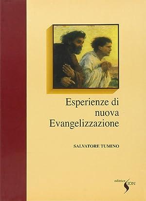 Esperienze di nuova evangelizzazione.: Tumino, Salvatore