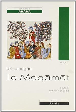 Le Maqamat. Vol. 2.: Al Hamadhani
