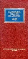 Calendario atlante De Agostini 2003.