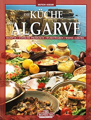 La Cucina dell'Algarve. [German Ed.].