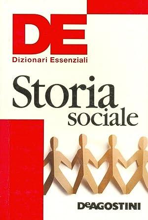 Dizionario essenziale di storia sociale.
