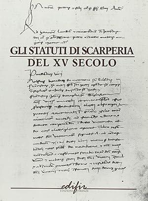 Gli statuti di Scarperia del XV secolo.: Arrighi, Vanna