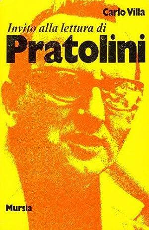 Invito alla lettura di Vasco Pratolini.: Villa, Carlo