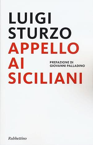 Appello ai siciliani.: Sturzo Luigi