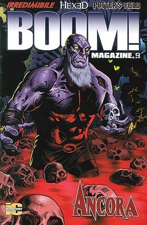 Boom! Magazine. Vol. 9.: AA.VV.
