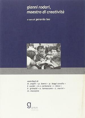 Gianni Rodari, maestro di creatività.: Leo, Gerardo