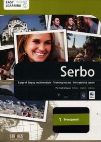 Serbo. Corso Interattivo per Principianti. DVD-ROM. Vol. 1.
