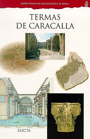 Termas de Caracalla.: Piranomonte, Marina
