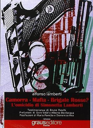 Camorra, mafia, brigate rosse? L'omicidio di Simonetta Lamberti.: Lamberti, Alfonso