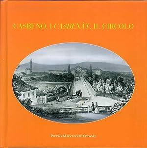 Casbeno, i Casbenàt, il Circolo.: Macchione Pietro