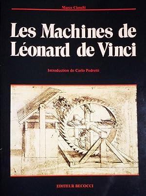 Macchine di Leonardo. Ediz. francese.: Cianchi, Marco