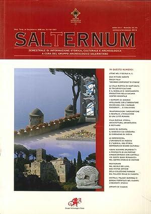 Salternum (2014) voll. 32-33. Periodico semestrale di informazione storica, culturale e ...