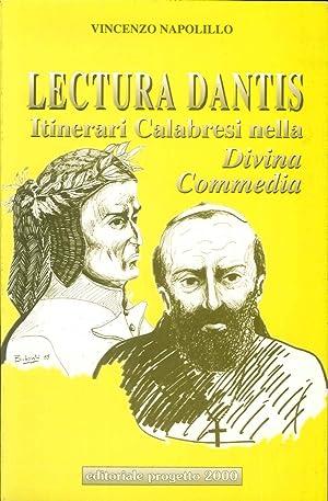 Lectura Dantis. Itinerari calabresi nella Divina Commedia.: Napolillo, Vincenzo