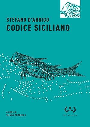 Codice siciliano.: D'Arrigo Stefano
