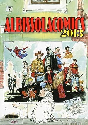 Albissola Comics 2013.: aa.vv.