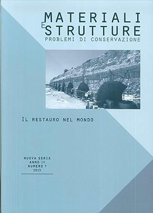 Materiali e strutture. Problemi di conservazione. Il