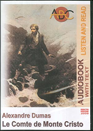 Le comte de Monte Cristo. Audiolibro. CD Audio. Con CD-ROM.: Dumas, Alexandre