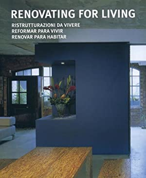 Renovating for living. Ediz. multilingue.