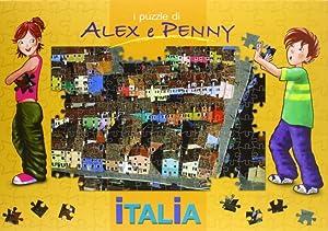 I puzzle di Alex e Penny. Italia.: Alex e Penny
