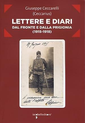 Lettere e diari dal fronte e dalla prigionia (1915-1918).: Ceccarius