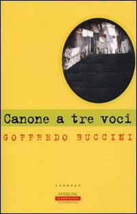 Canone a tre voci.: Buccini, Goffredo