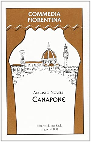 Canapone. Commedia in 3 atti.: Novelli, Augusto