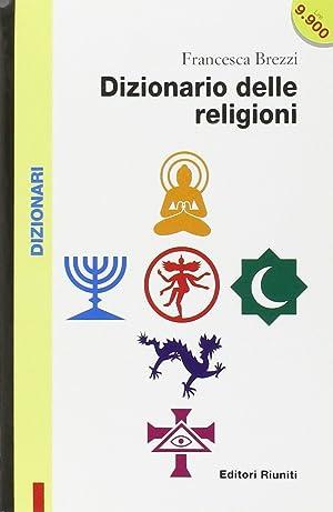 Dizionario delle Religioni.
