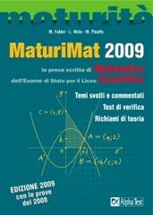 MaturiMat 2009.
