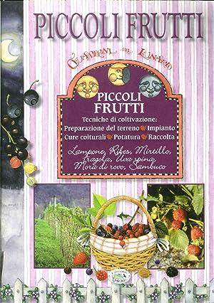 Piccoli frutti.: Sarati, Saverio Colombo, Francesca