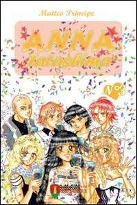 Anna Tatashima. Vol. 3.: Principe, Matteo
