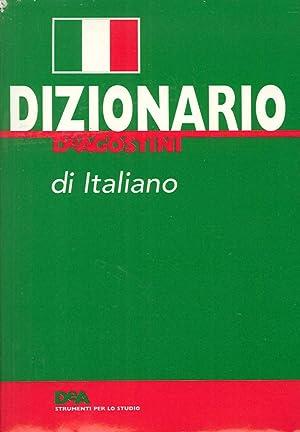 Mini dizionario italiano.