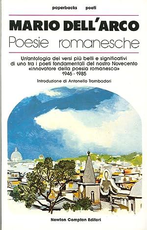 Mario Dell'Arco. Poesie romanesche.