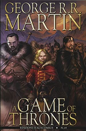 A Game of Thrones. Vol. 19.: Martin, George R Abraham, Daniel Patterson, Tommy