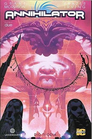Annihilator. Vol. 2.: Morrison, Grant Irving, Frazer