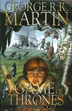 A Game of Thrones. Vol. 23.: Patterson Tommy Abraham Daniel Martin George R R