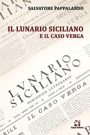Il lunario siciliano e il caso Verga.: Pappalardo Salvatore
