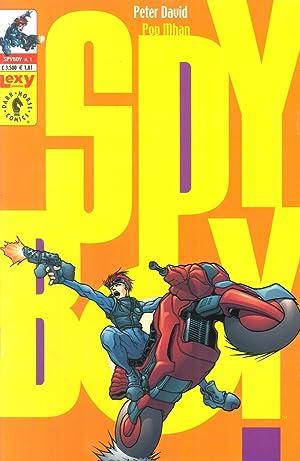 Spyboy. 1.