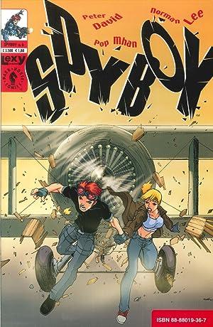 Spyboy. 6.