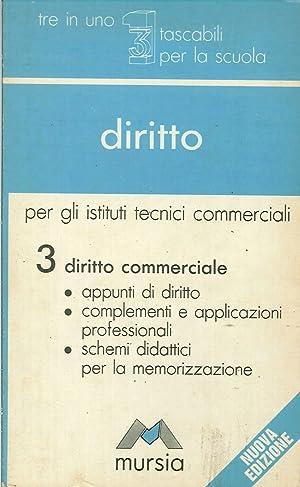 Diritto. Per gli Ist. Tecnici commerciali. Vol. 3.: Bianchi