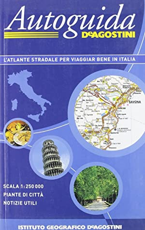 Autoguida d'Italia 1:250.000.