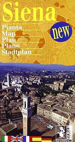 La nuova pianta della città di Siena.: aa.vv.