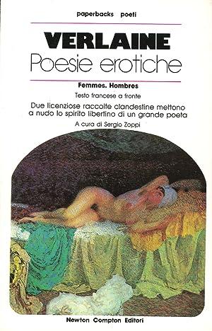 Verlaine. Poesie erotiche.
