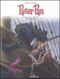 Peter Pan.: Barrie, James M Ghirardi, Paolo