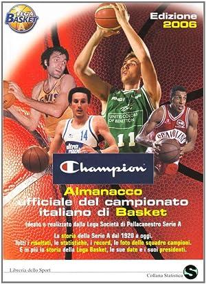 Almanacco Ufficiale del Campionato Italiano di Basket